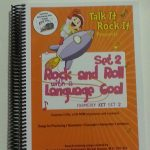 Book of Visuals for CD Set 2 – Rock and Roll with a Language Goal