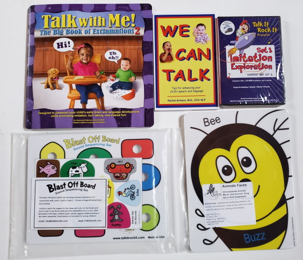 Picture of Kids with Autism Bundle set