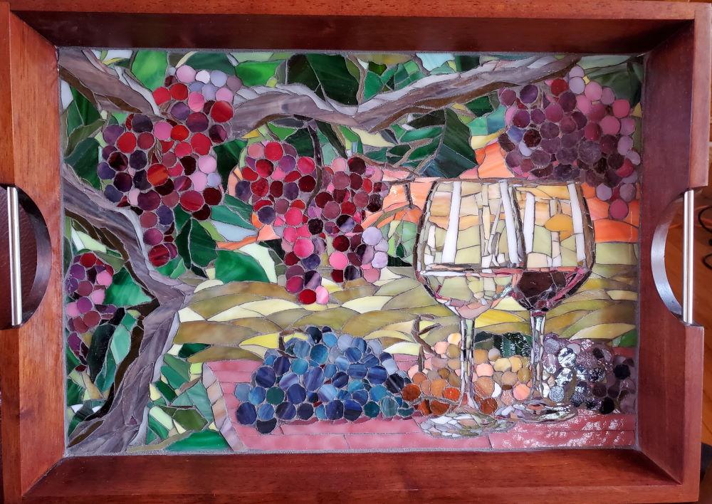 Happy Hour in the Vineyard