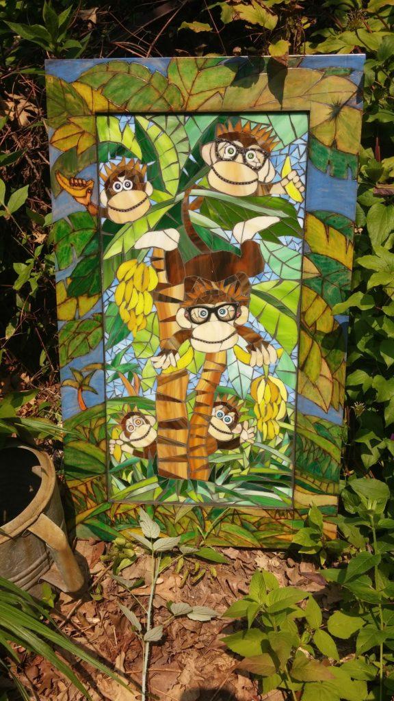 Monkeys in a Tree 1