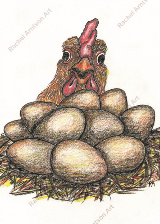 Don't Count Your Chickens Before They Hatch